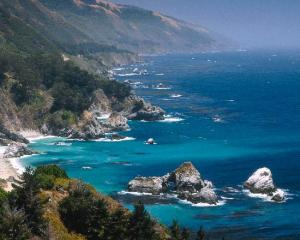 Big Sur looks so gorgeous!