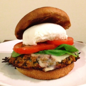 veggie burgers I will attempt to make